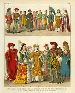 French Costume -