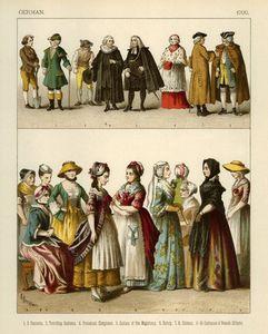 German Costumes -