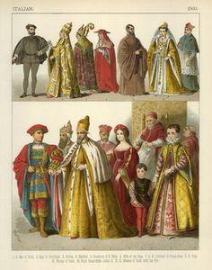 Italian Costume -