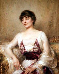 伯爵夫人の肖像 -