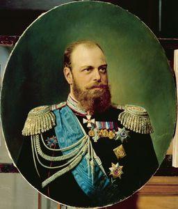 Emperor Alexander Iii