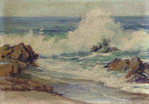 Dashing Waves, Laguna Beach