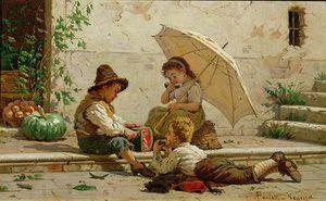 Venetian Children