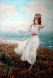 Breeze On The Cliff -