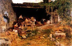 Italian Farmyard