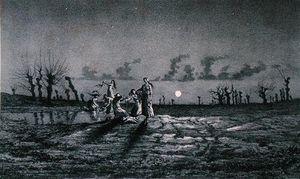 The Lavandieres Or The Night Washerwomen