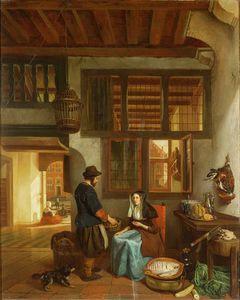 A Dutch Interior