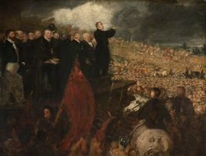 The Meeting Of The Birmingham Political Union