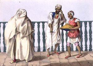 Costume Of Tripoli