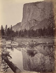 Mirror View Of El Capitan