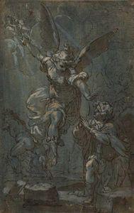 Apparition To A Saint