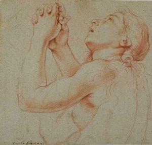 Praying Magdalene