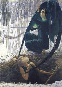 Death And The Gravedigger