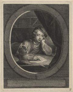 The Painter Charles Antoine Coypel