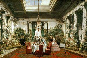 Princess Mathilde's Salle-a-manger,