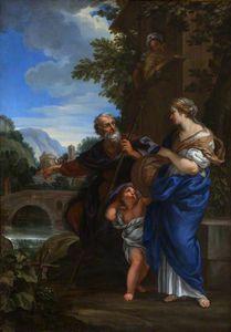 Abraham Expelling Hagar And Ishmael