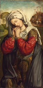 The Mourning Mary Magdalene