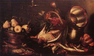 Nature Morte De Cuisine