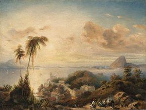 The Bay Of Rio De Janeiro