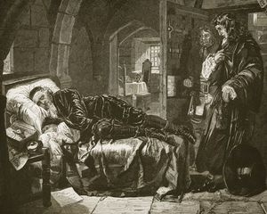 Argyll's Last Sleep Before His Execution