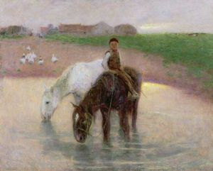 The Horse Pond