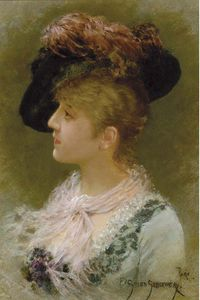 The Feathered Hat