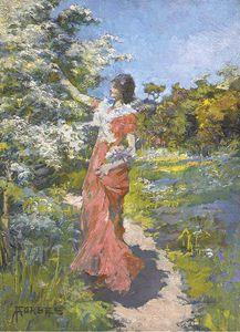 Picking Blossom