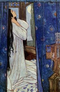Waking She Heard The Night Fowl Crow