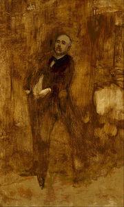 Portrait Of Clemenceau