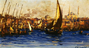 The Port Of Istanbul