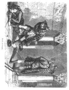 The Death Of John Comyn