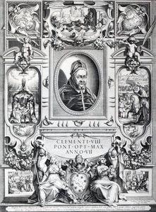 ローマ教皇 クレメント  八