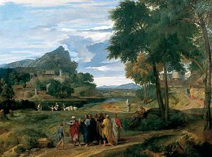 Christ With Jairus