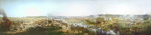 Panorama Of Moscow Battle -