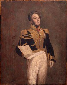 Le Vicomte Sosthene De La Rochefoucauld, Directeur Des Beaux-arts Sous Charles X