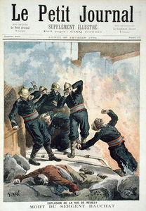 Esplosione in Rue de Reuilly e la morte