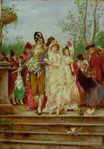 The Revolutionist's Bride, Paris
