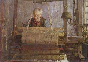 The Last Of The Hand Loom Weavers