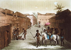 Method Of Punishment In Benin