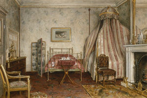 Bedroom Where Napoleon Iii Died