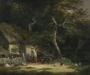 The Woodman's Cottage