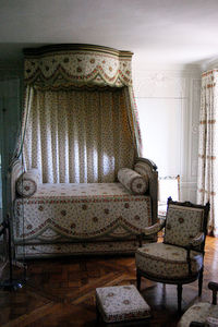 Bedroom Of Marie-antoinette Of Austria, With The Bed