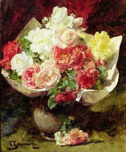 花 には 花瓶