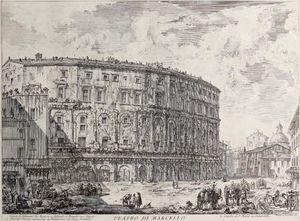 Teatro Di Marcello (the Theatre Of Marcellus)