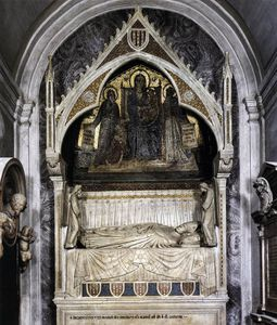 Tomb Of Cardinal Garcia Gudiel