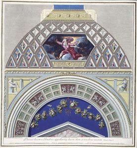 Decoration In The Raphael Loggias