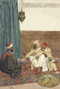A Game Of Tavli