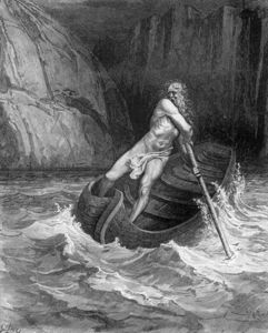 Charon, The Ferryman Of Hell