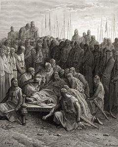鲍德温我的死亡耶路撒冷拉丁国王