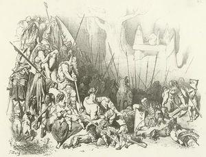 Druid Worship - A Human Sacrifice